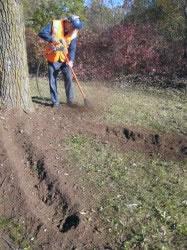 Soil Picks / Blow Lance